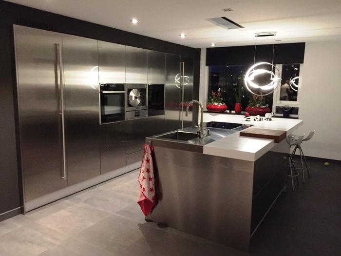 Nieuwe Design Keuken : Project italiaanse design keuken van snaidero snaidero
