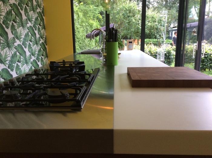 Keuken Deuren Teak : Project snaidero keuken model time teak snaidero concept