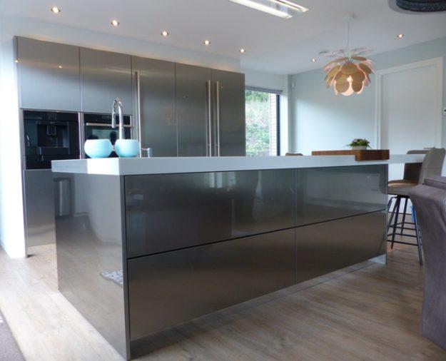 Italiaanse Keuken Ontwerp : Snaidero keukens snaidero showroom van nederland