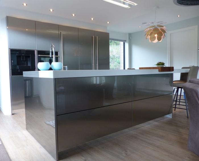 Project 724 snaidero keuken in zeeland snaidero concept store - Keuken op het platteland ...