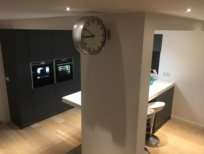 Project 743 snaidero keuken in zeeland snaidero concept store - Heel mooi ingerichte keuken ...