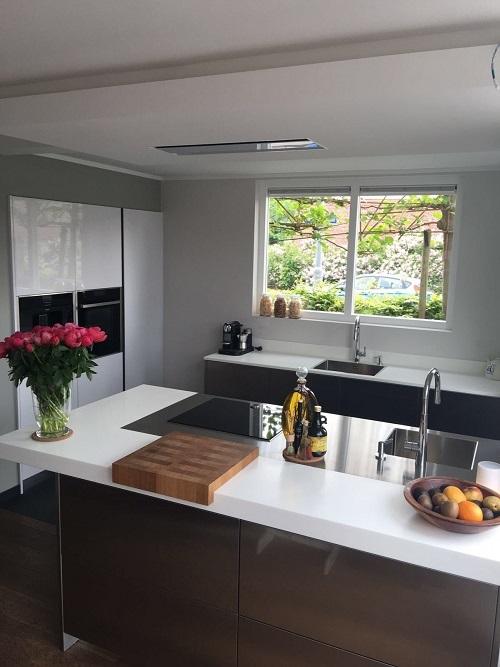 Project 759 italiaanse design keuken snaidero concept store - Design keuken plafond ...
