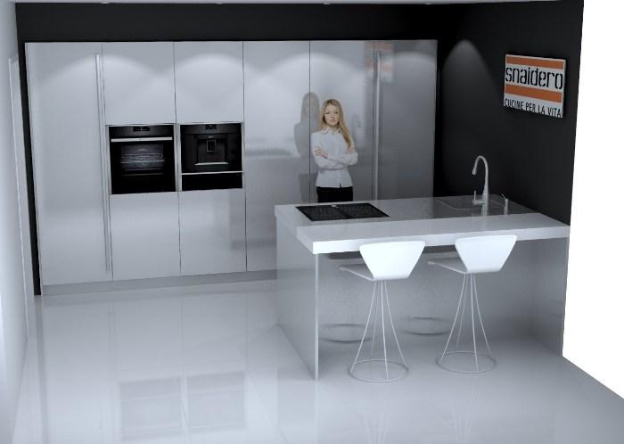 Keukens Sint Annaland : Project snaidero designkeuken in sint annaland snaidero