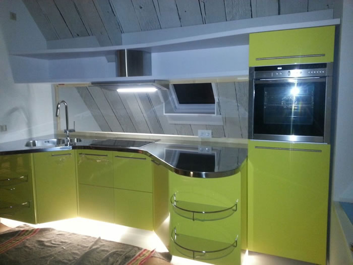 Project 646 snaidero keuken in texel snaidero concept store