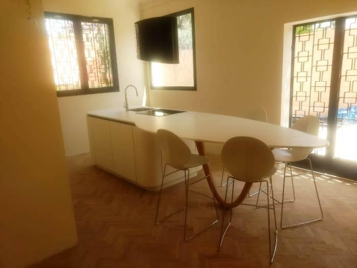 Design Keuken Showroom : Project italiaanse design keuken in marrakech snaidero