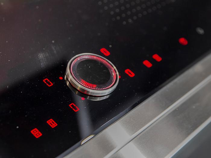 Luxe Neff inductie kookplaat