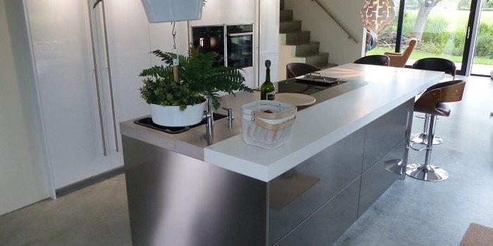 Snaidero keuken gemonteerd in Zeeland