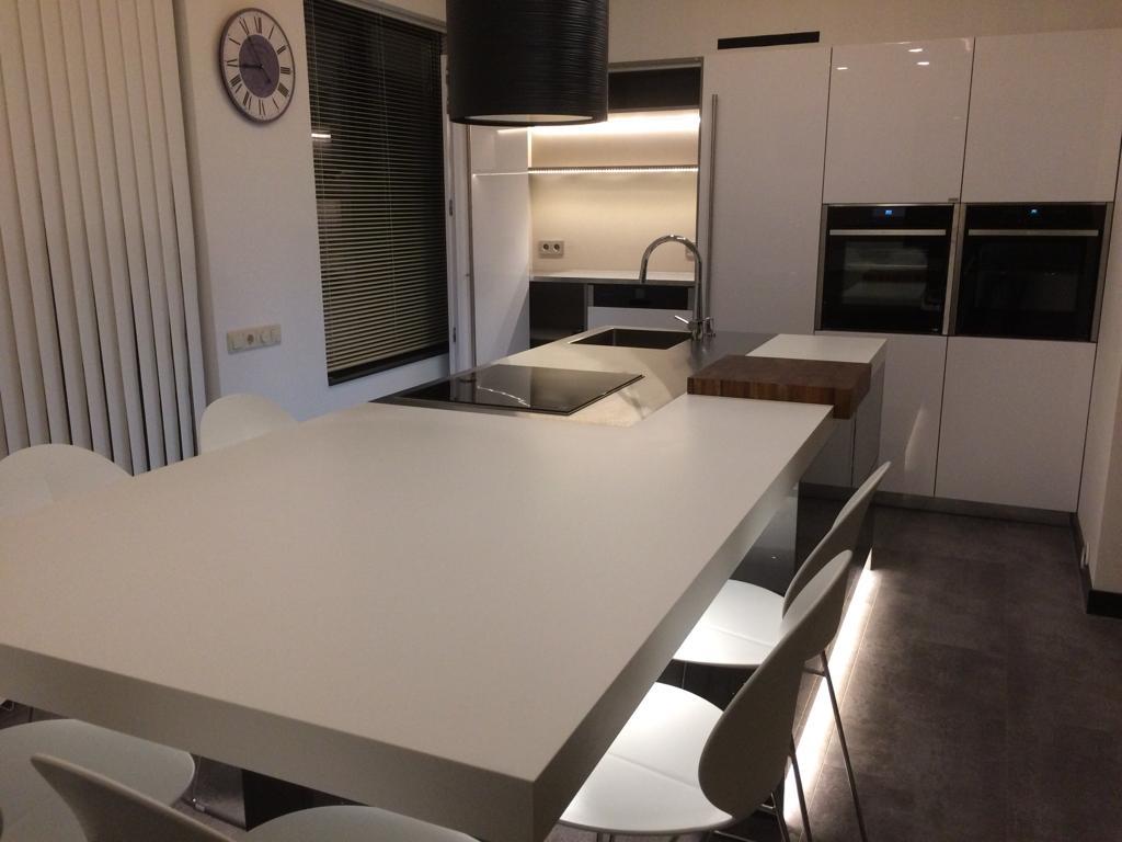 Snaidero keuken in Wemeldinge