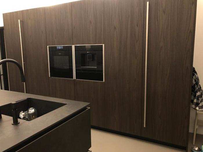 Project 823 Snaidero keuken in keramiek