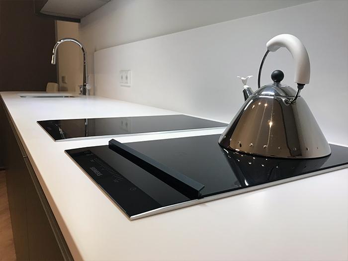 Project 825 Snaidero Ola 20 Italiaanse design keuken