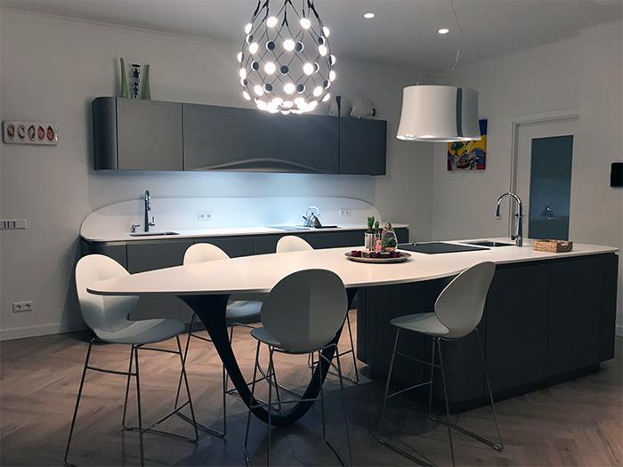 Prachtige Snaidero Ola 20 design keuken