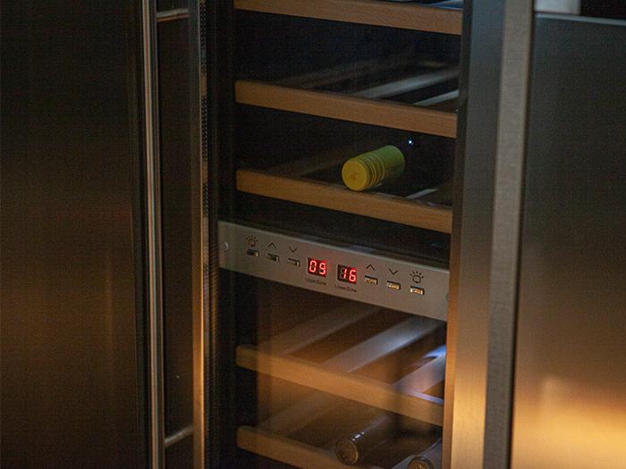 Snaidero S100 - Wijnkoeler