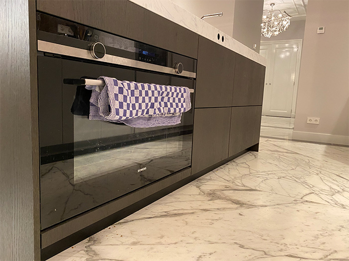 Siemens VB578D0S0 oven