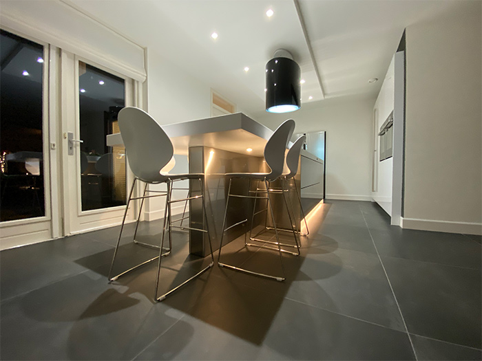 Snaidero Concept Store project 930 in Numansdorp