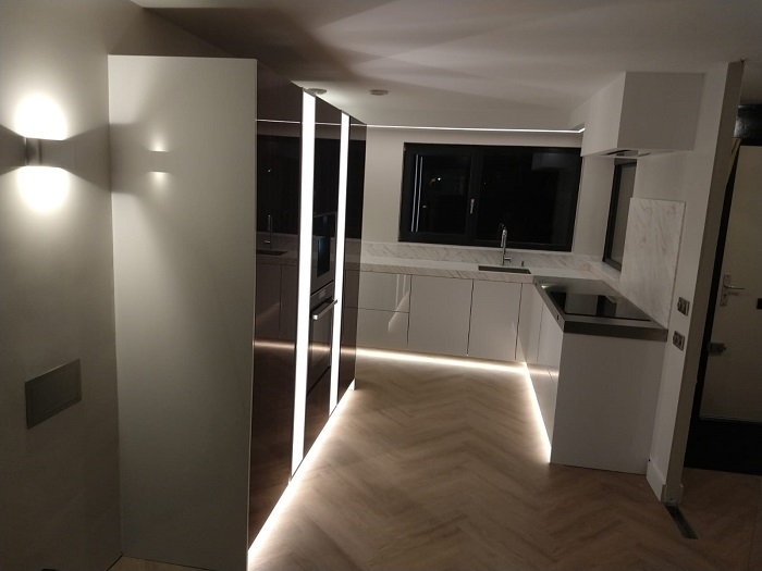 Snaidero keuken Schiedam (project 954)